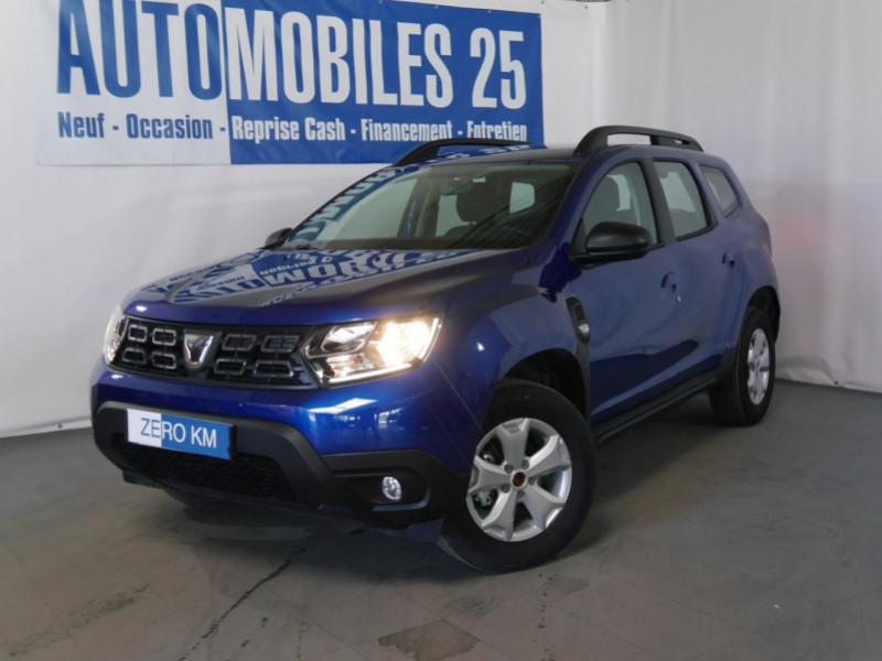 Dacia DUSTER 1.3 TCE 130CH FAP CONFORT 4X2 - 9 % Essence BLEU IRON Neuf à vendre