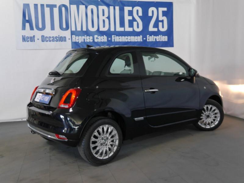 Photo 2 de l'offre de FIAT 500 1.2 8V 69CH ECO PACK  LOUNGE - 26 % à 12995€ chez Automobiles 25