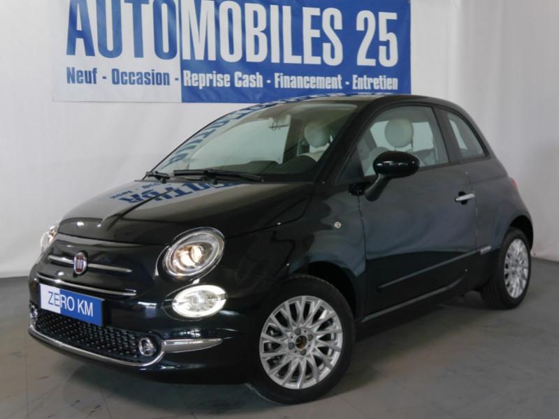 Fiat 500 1.2 8V 69CH ECO PACK  LOUNGE - 30 % Essence CROSSOVER BLACK Neuf à vendre