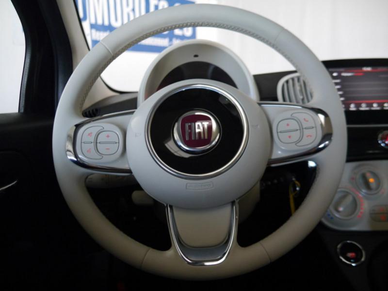 Photo 6 de l'offre de FIAT 500 1.2 8V 69CH ECO PACK  LOUNGE - 26 % à 12995€ chez Automobiles 25