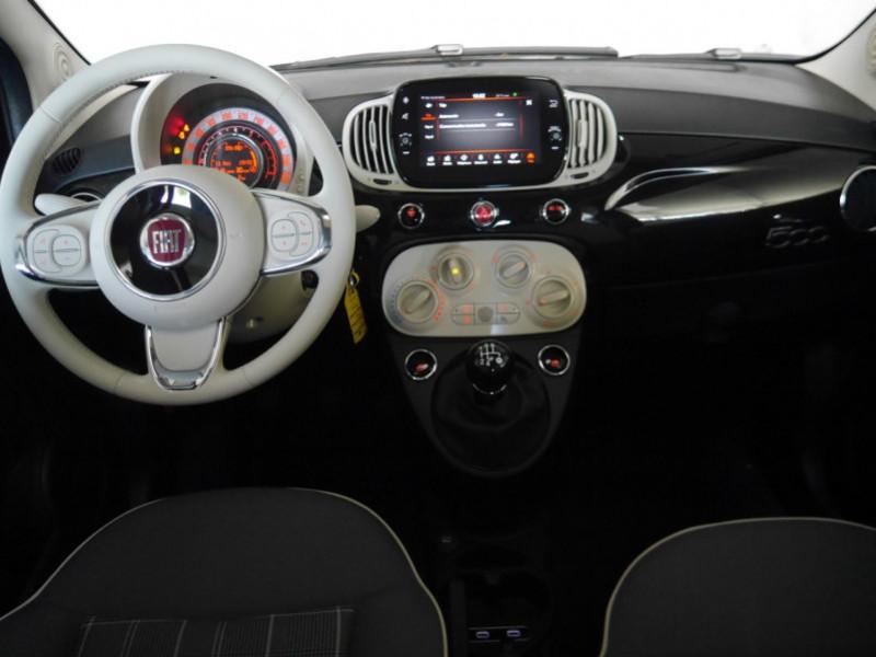 Photo 3 de l'offre de FIAT 500 1.2 8V 69CH ECO PACK  LOUNGE - 26 % à 12995€ chez Automobiles 25
