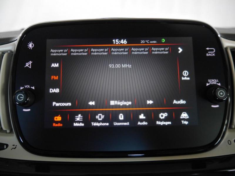 Photo 8 de l'offre de FIAT 500 1.2 8V 69CH ECO PACK  LOUNGE - 26 % à 12995€ chez Automobiles 25
