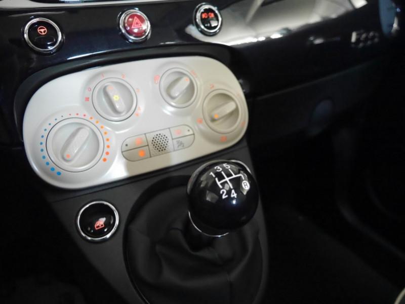 Photo 14 de l'offre de FIAT 500 1.2 8V 69CH ECO PACK  LOUNGE - 26 % à 12995€ chez Automobiles 25
