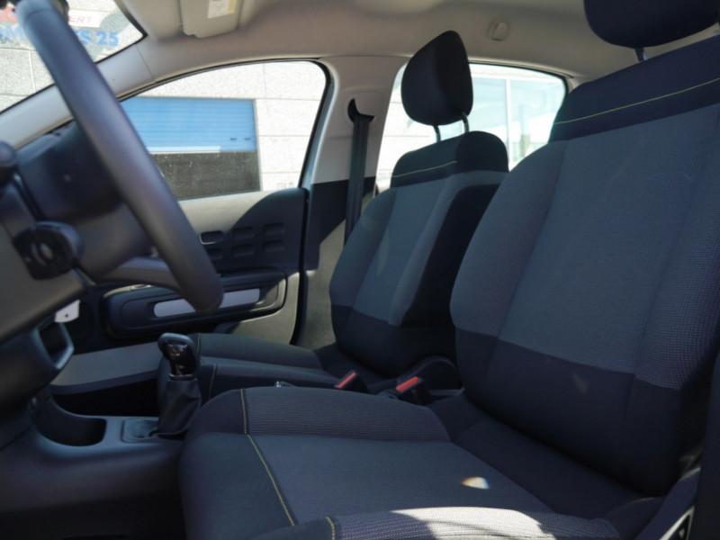 Photo 4 de l'offre de CITROEN C3 1.5 BLUEHDI 100CH S&S FEEL à 15480€ chez Automobiles 25