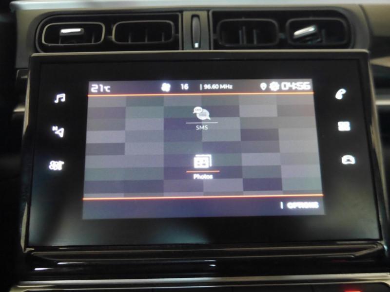 Photo 13 de l'offre de CITROEN C3 1.5 BLUEHDI 100CH S&S FEEL à 15480€ chez Automobiles 25
