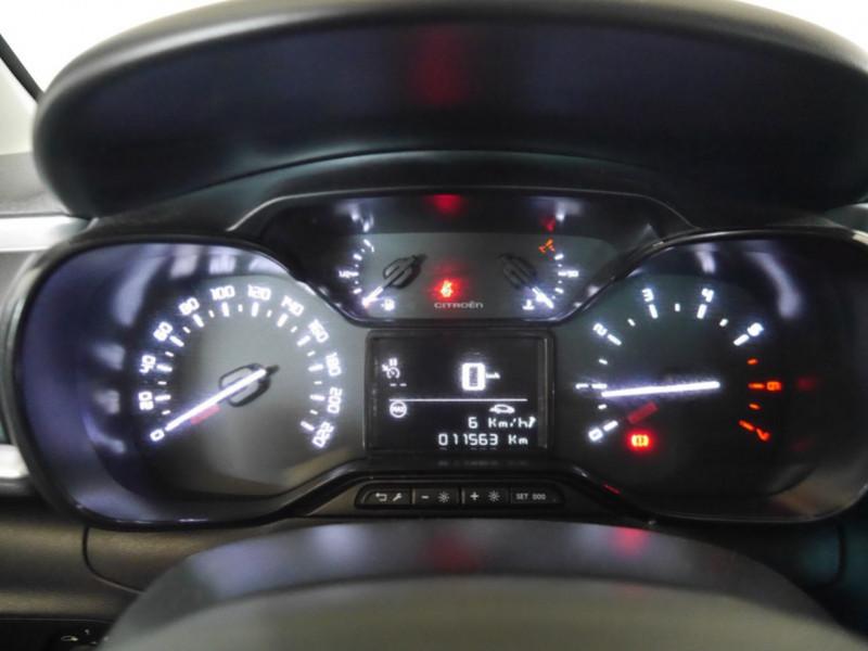 Photo 7 de l'offre de CITROEN C3 1.5 BLUEHDI 100CH S&S FEEL à 15480€ chez Automobiles 25