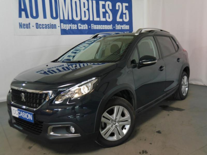 Peugeot 2008 1.2 PURETECH 110CH E6.C SIGNATURE S&S 5CV Essence GRIS HURRICANE Occasion à vendre