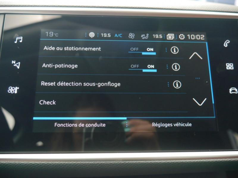 Photo 12 de l'offre de PEUGEOT 308 1.2 PURETECH 110CH S&S ACTIVE PACK -26% à 19995€ chez Automobiles 25