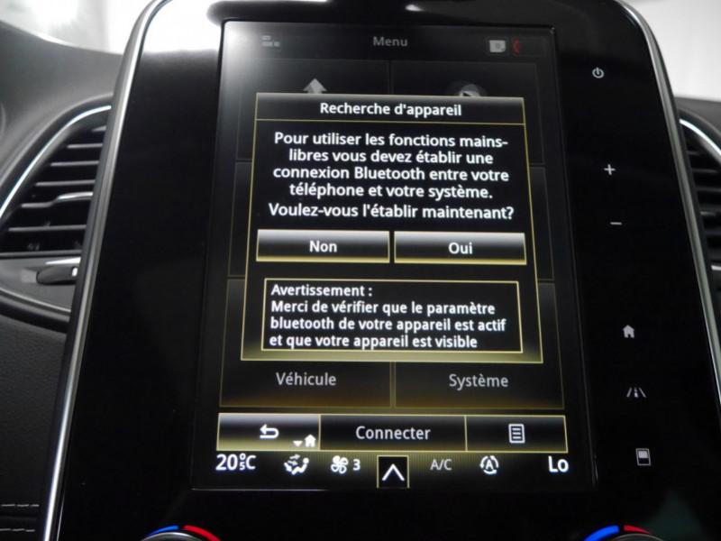 Photo 15 de l'offre de RENAULT SCENIC IV 1.7 BLUE DCI 150CH INITIALE PARIS EDC -31% à 28995€ chez Automobiles 25