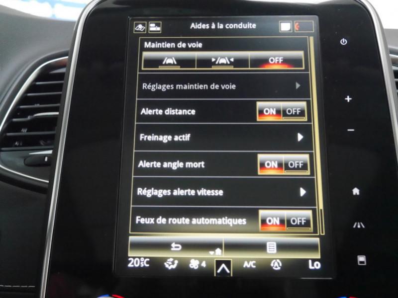 Photo 21 de l'offre de RENAULT SCENIC IV 1.7 BLUE DCI 150CH INITIALE PARIS EDC -31% à 28995€ chez Automobiles 25