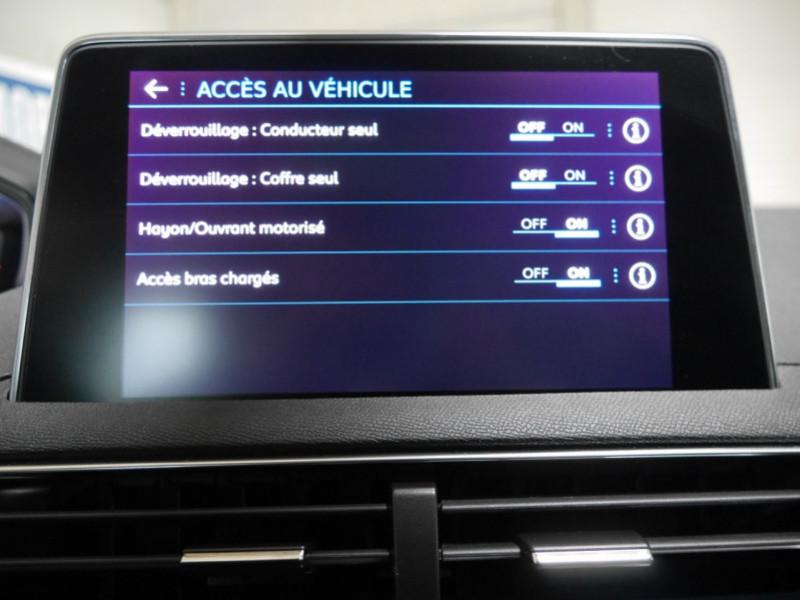Photo 20 de l'offre de PEUGEOT 5008 1.5 BLUEHDI 130CH S&S ALLURE EAT8 à 32580€ chez Automobiles 25
