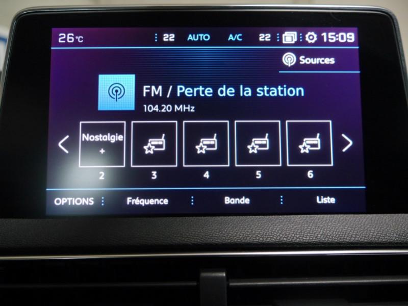 Photo 10 de l'offre de PEUGEOT 5008 1.5 BLUEHDI 130CH S&S ALLURE EAT8 à 32580€ chez Automobiles 25