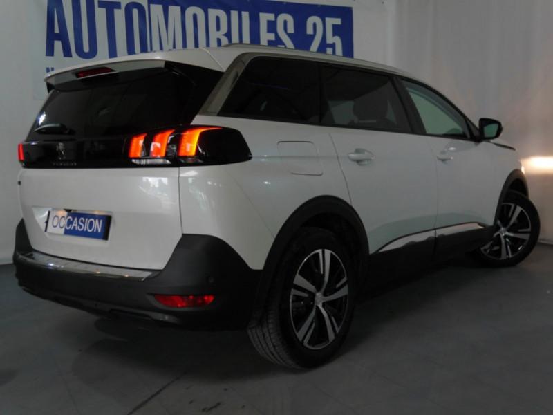 Photo 2 de l'offre de PEUGEOT 5008 1.5 BLUEHDI 130CH S&S ALLURE EAT8 à 32580€ chez Automobiles 25