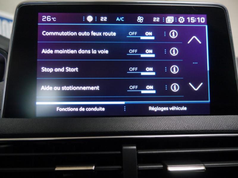 Photo 15 de l'offre de PEUGEOT 5008 1.5 BLUEHDI 130CH S&S ALLURE EAT8 à 32580€ chez Automobiles 25