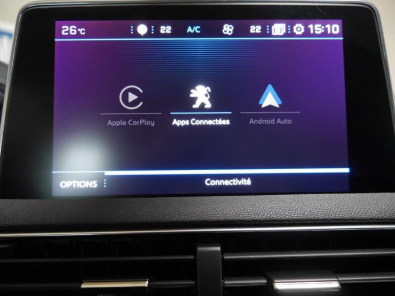 Photo 14 de l'offre de PEUGEOT 5008 1.5 BLUEHDI 130CH S&S ALLURE EAT8 à 32580€ chez Automobiles 25