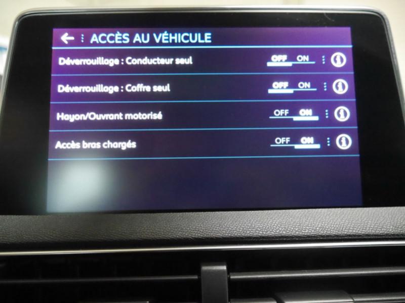 Photo 18 de l'offre de PEUGEOT 5008 1.5 BLUEHDI 130CH S&S ALLURE EAT8 à 32580€ chez Automobiles 25