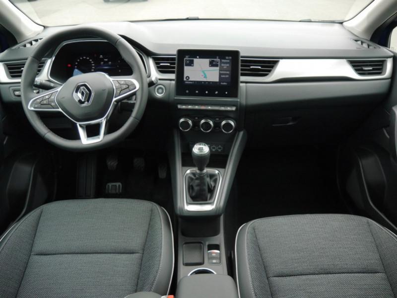 Photo 3 de l'offre de RENAULT CAPTUR II 1.0 TCE 90CH INTENS - 10 % à 23995€ chez Automobiles 25