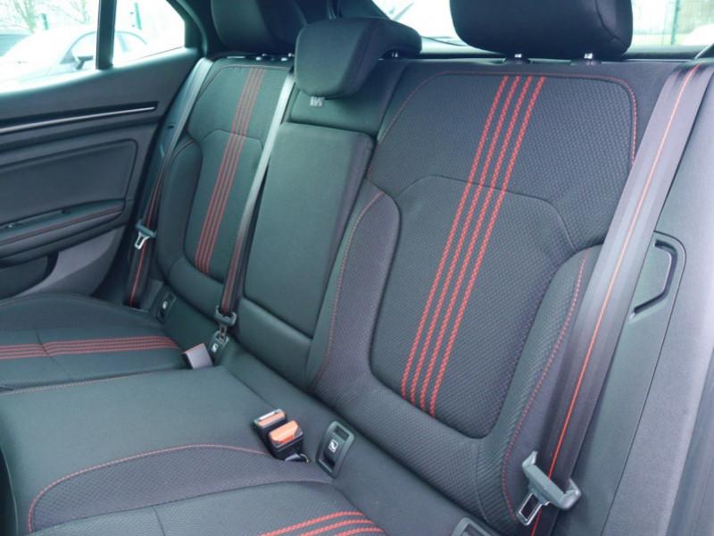 Photo 5 de l'offre de RENAULT MEGANE IV 1.3 TCE 140CH FAP RS LINE - 31% à 22900€ chez Automobiles 25