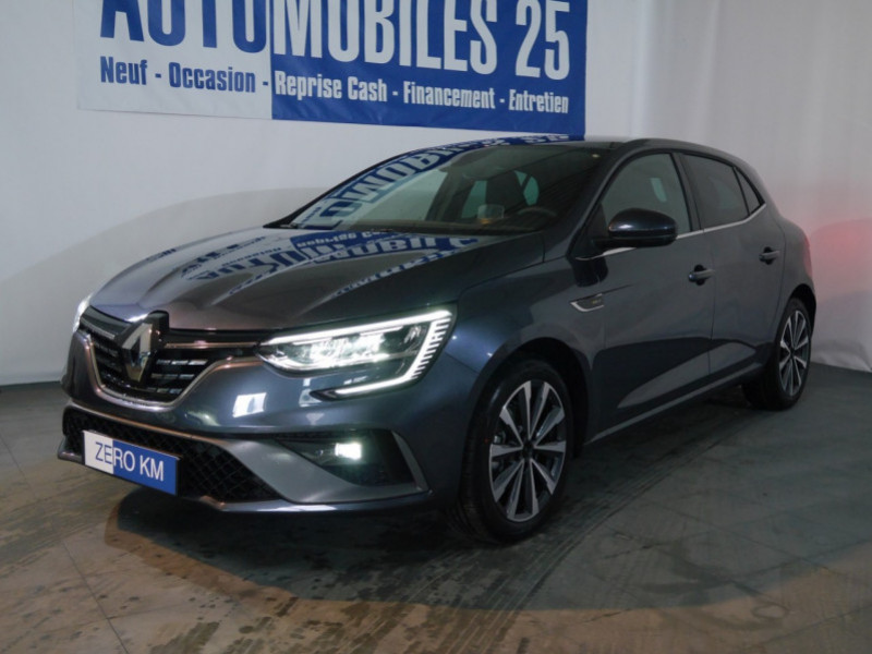 Renault MEGANE IV 1.3 TCE 140CH FAP RS LINE - 35% Essence GRIS TITANIUM Neuf à vendre