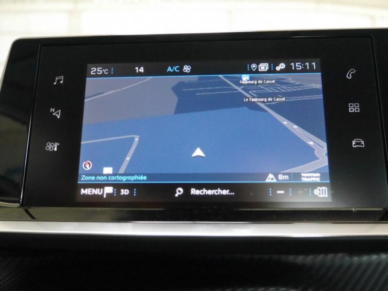 Photo 11 de l'offre de PEUGEOT 2008 1.2 PURETECH 130CH S&S ALLURE PACK EAT8 - 9 % à 26495€ chez Automobiles 25