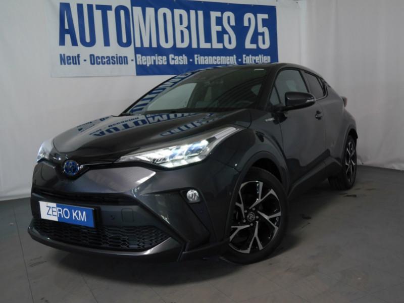 Toyota C-HR 184H EDITION 2WD E-CVT MY20 - 25 % Hybride GRIS ATLAS Neuf à vendre