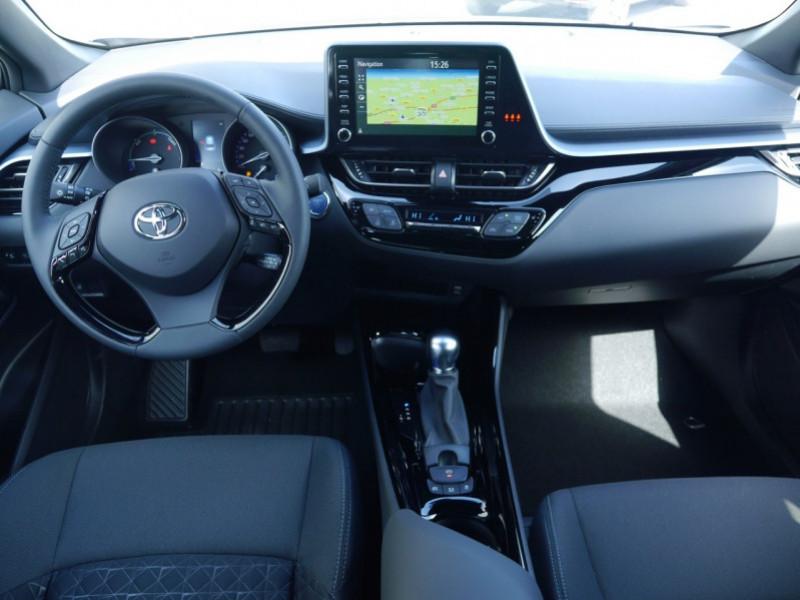 Photo 3 de l'offre de TOYOTA C-HR 184H EDITION 2WD E-CVT MY20 - 25 % à 27495€ chez Automobiles 25