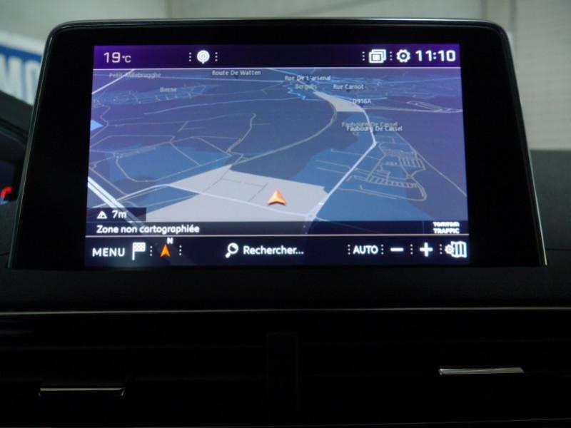 Photo 12 de l'offre de PEUGEOT 3008 1.5 BLUEHDI 130CH E6.C GT LINE S&S EAT8 à 32900€ chez Automobiles 25