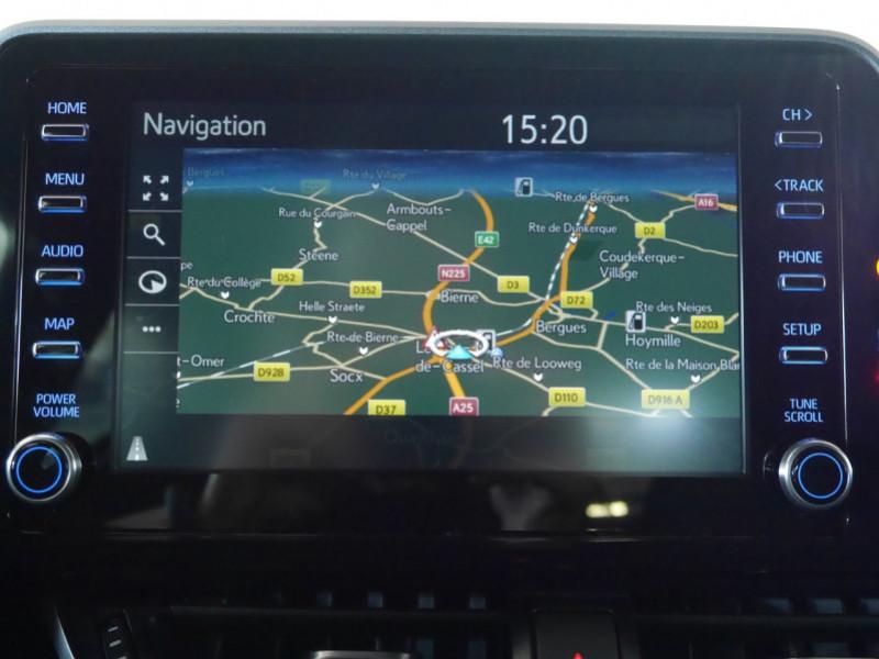 Photo 12 de l'offre de TOYOTA C-HR 184H EDITION 2WD E-CVT MY20 - 25 % à 27495€ chez Automobiles 25