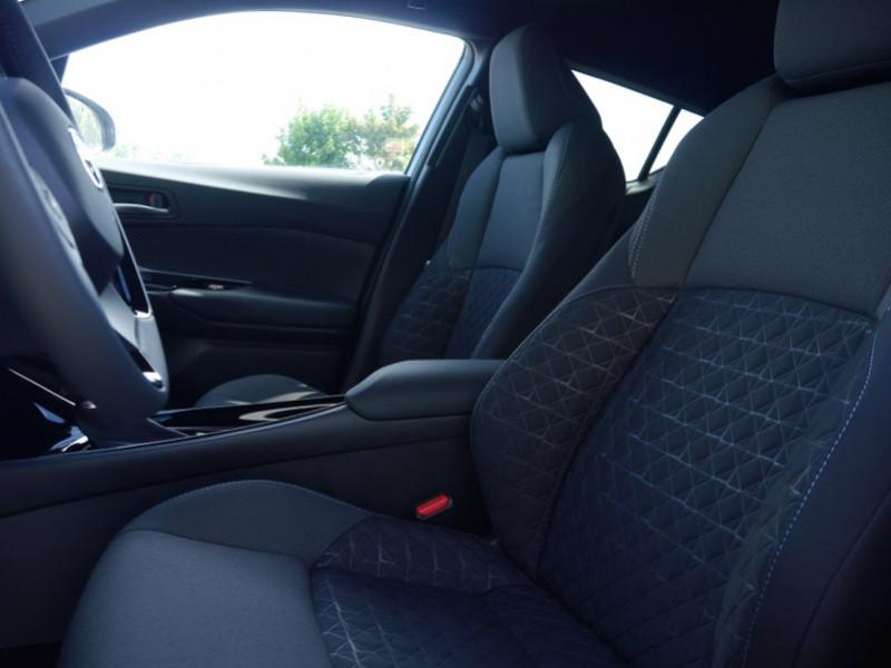 Photo 4 de l'offre de TOYOTA C-HR 184H EDITION 2WD E-CVT MY20 - 25 % à 27495€ chez Automobiles 25