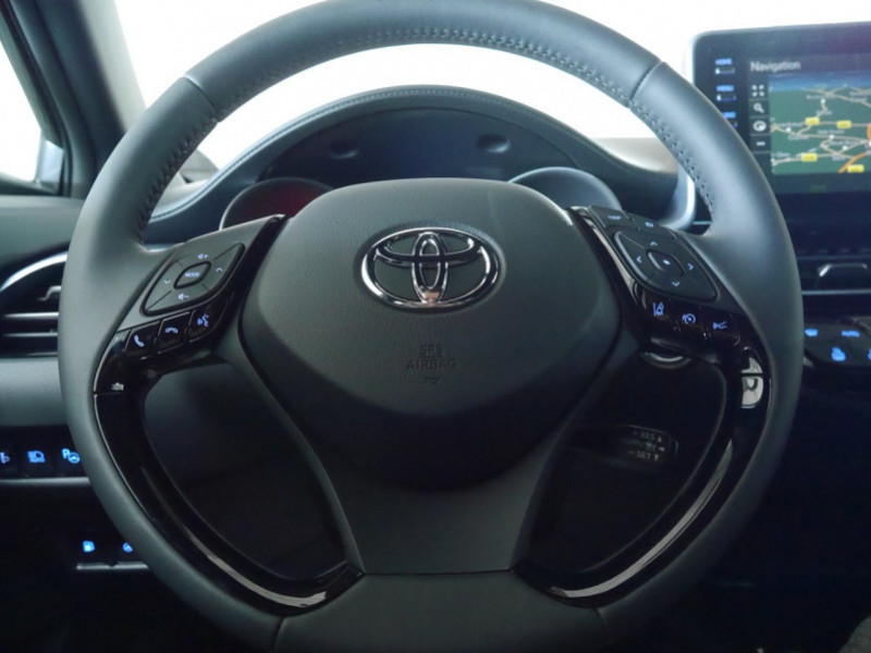 Photo 6 de l'offre de TOYOTA C-HR 184H EDITION 2WD E-CVT MY20 - 25 % à 27495€ chez Automobiles 25