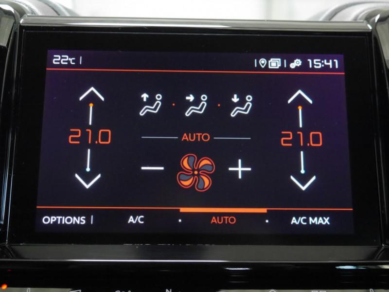 Photo 10 de l'offre de CITROEN C5 AIRCROSS BLUEHDI 130CH S&S SHINE E6.D à 27900€ chez Automobiles 25
