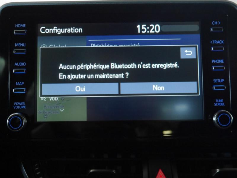 Photo 11 de l'offre de TOYOTA C-HR 184H EDITION 2WD E-CVT MY20 - 25 % à 27495€ chez Automobiles 25