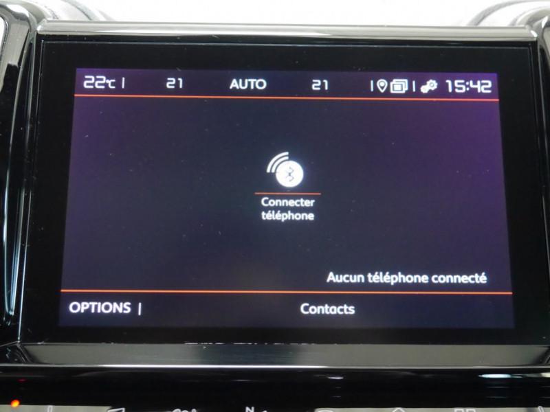 Photo 12 de l'offre de CITROEN C5 AIRCROSS BLUEHDI 130CH S&S SHINE E6.D à 27900€ chez Automobiles 25