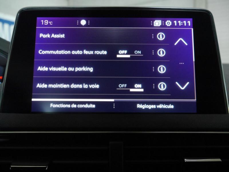 Photo 14 de l'offre de PEUGEOT 3008 1.5 BLUEHDI 130CH E6.C GT LINE S&S EAT8 à 32900€ chez Automobiles 25