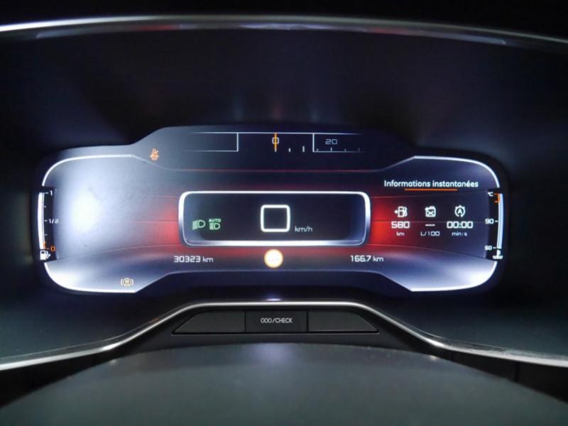 Photo 7 de l'offre de CITROEN C5 AIRCROSS BLUEHDI 130CH S&S SHINE E6.D à 27900€ chez Automobiles 25
