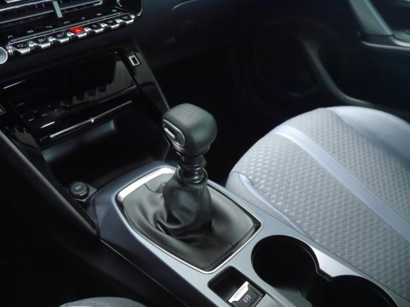 Photo 17 de l'offre de PEUGEOT 2008 1.2 PURETECH 100CH S&S ALLURE 5CV à 22900€ chez Automobiles 25