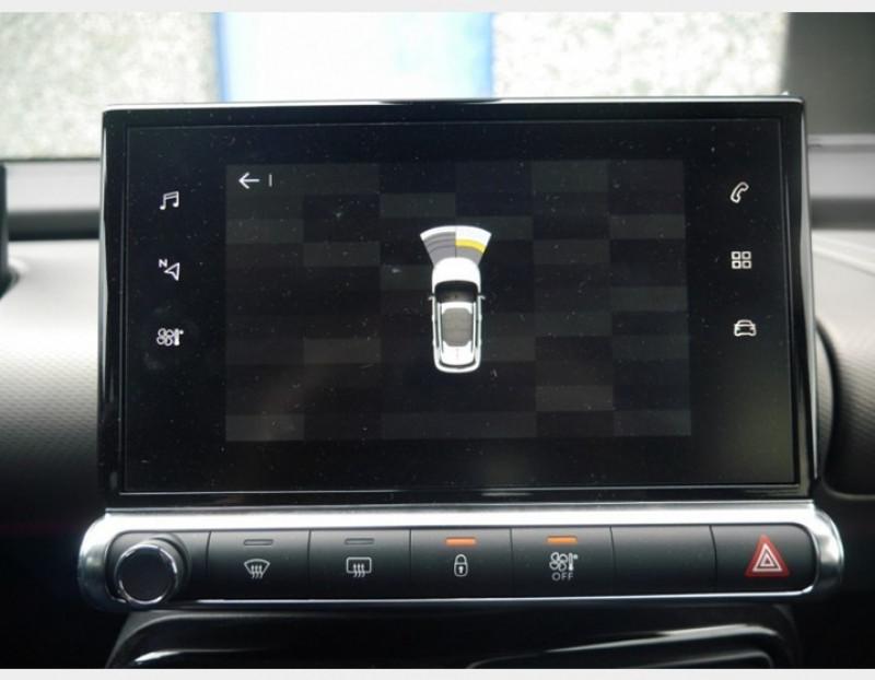 Photo 10 de l'offre de CITROEN C4 CACTUS PURETECH 110CH S&S SHINE E6.D-TEMP à 16900€ chez Automobiles 25