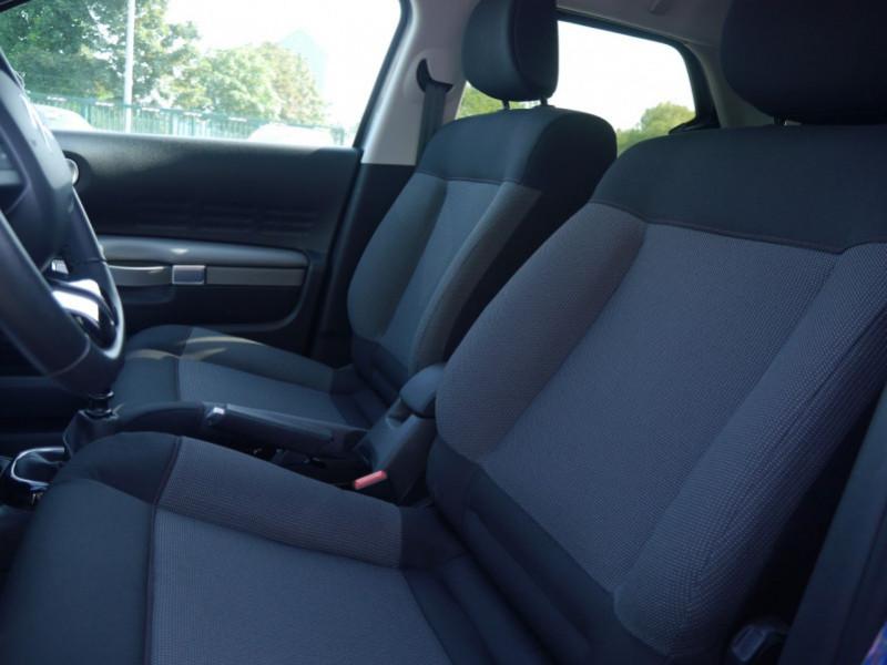 Photo 4 de l'offre de CITROEN C4 CACTUS PURETECH 110CH S&S SHINE E6.D-TEMP à 15980€ chez Automobiles 25