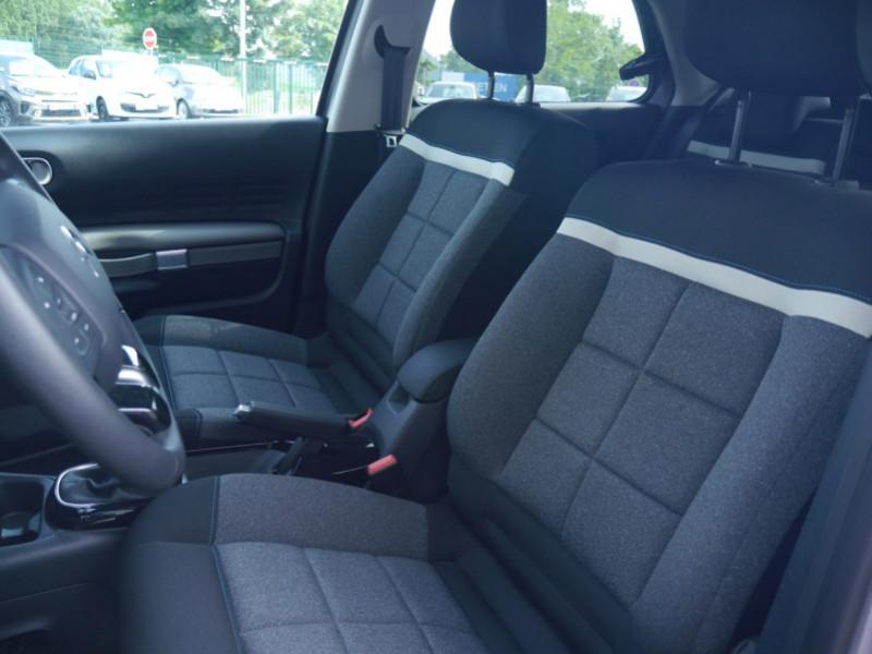 Photo 4 de l'offre de CITROEN C4 CACTUS PURETECH 110CH S&S SHINE E6.D-TEMP à 16900€ chez Automobiles 25