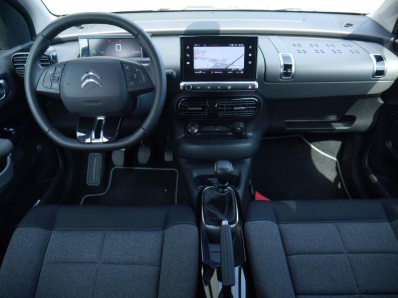 Photo 3 de l'offre de CITROEN C4 CACTUS PURETECH 110CH S&S SHINE E6.D-TEMP à 16900€ chez Automobiles 25