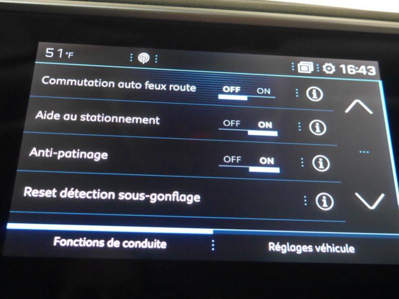 Photo 11 de l'offre de PEUGEOT 308 1.2 PURETECH 130CH S&S ACTIVE PACK EAT8 - 21 % à 24495€ chez Automobiles 25