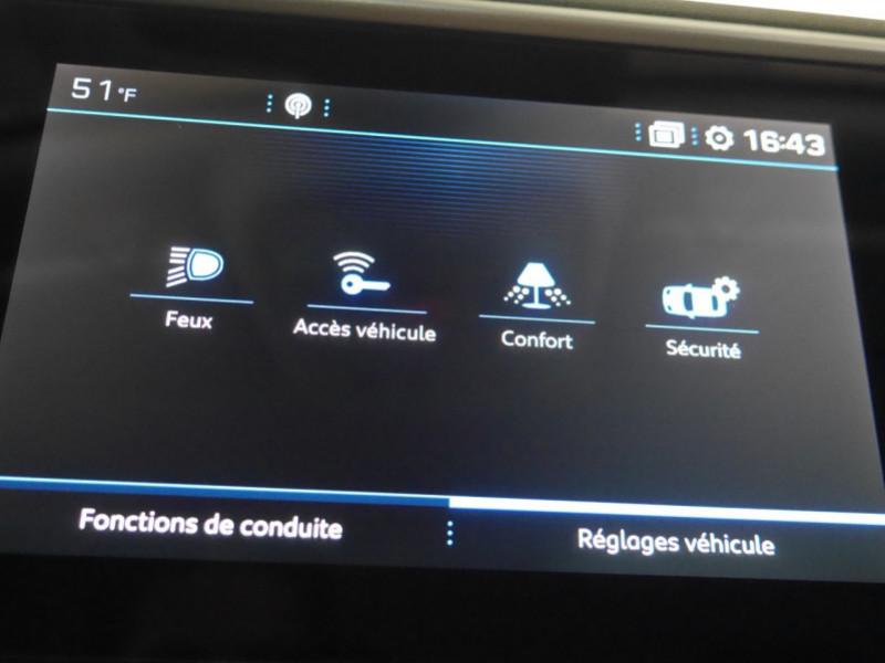 Photo 12 de l'offre de PEUGEOT 308 1.2 PURETECH 130CH S&S ACTIVE PACK EAT8 - 21 % à 24495€ chez Automobiles 25