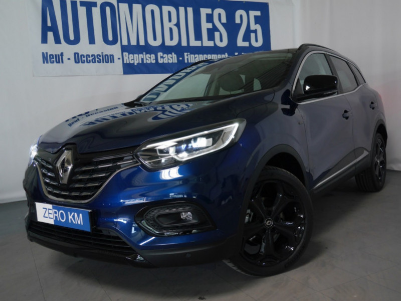 Renault KADJAR 1.3 TCE 140CH FAP BLACK EDITION EDC - 31 % Essence BLEU COSMO Neuf à vendre