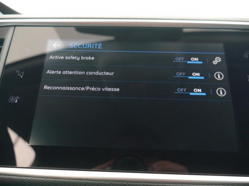 Photo 13 de l'offre de PEUGEOT 308 1.2 PURETECH 130CH S&S ACTIVE PACK EAT8 - 21 % à 24495€ chez Automobiles 25