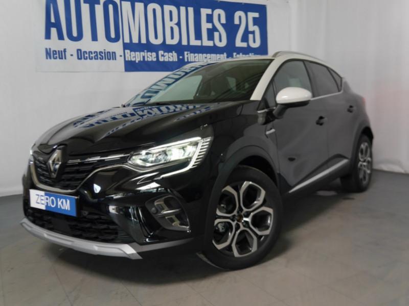 Renault CAPTUR II 1.3 TCE 140CH INTENS EDC -21% Hybride NOIR ETOILE / TOIT B Neuf à vendre