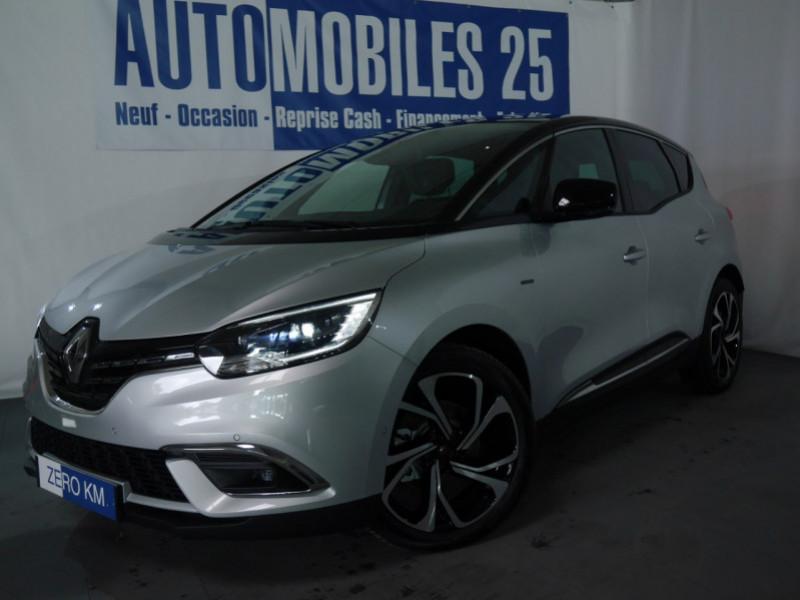 Renault SCENIC IV 1.3 TCE 140CH FAP BLACK EDITION EDC - 28% Essence GRIS PLATINE / TOIT  Neuf à vendre