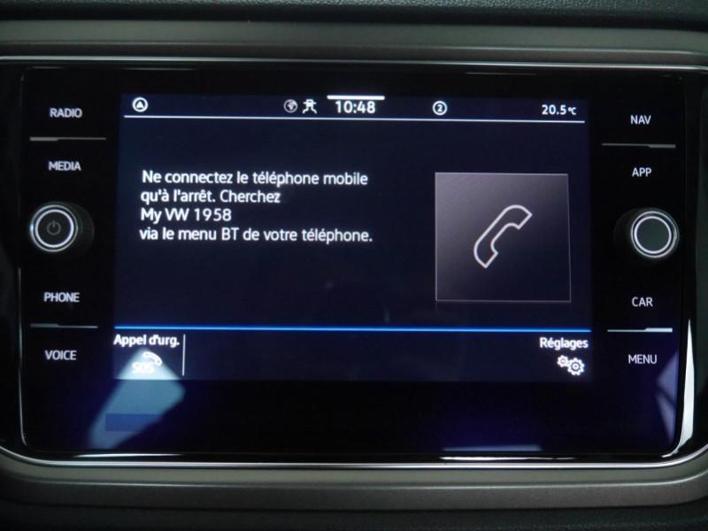 Photo 13 de l'offre de VOLKSWAGEN T-ROC 1.5 TSI EVO 150CH LOUNGE DSG7 S&S -7% à 34695€ chez Automobiles 25