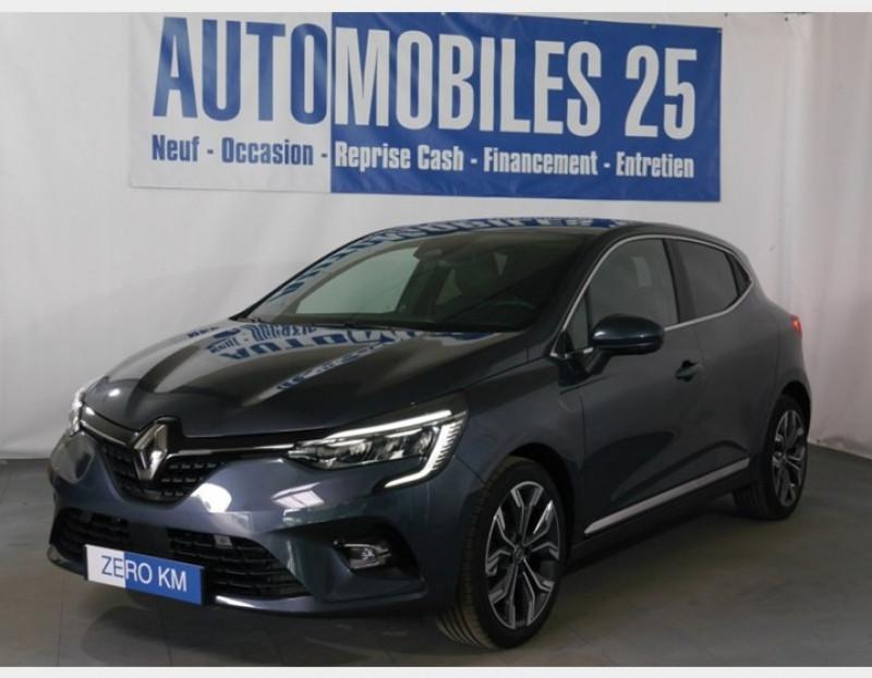 Renault CLIO V 1.0 TCE 90CH INTENS -26 % Essence GRIS TITANIUM Neuf à vendre