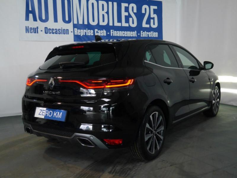 Photo 2 de l'offre de RENAULT MEGANE IV 1.3 TCE 140CH FAP RS LINE - 31 % à 22900€ chez Automobiles 25