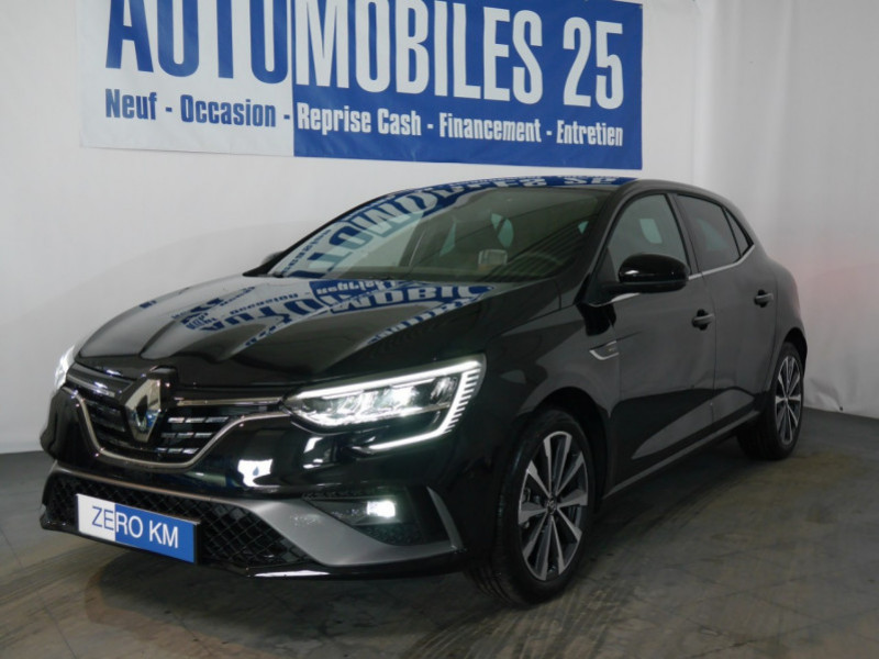 Renault MEGANE IV 1.3 TCE 140CH FAP RS LINE - 34 % Essence NOIR ETOILE Neuf à vendre